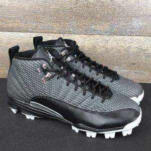 timeless design 14a5d 9c2e5 Nike Shoes - Nike Jordan 12 XII Retro MCS Baseball Cleats